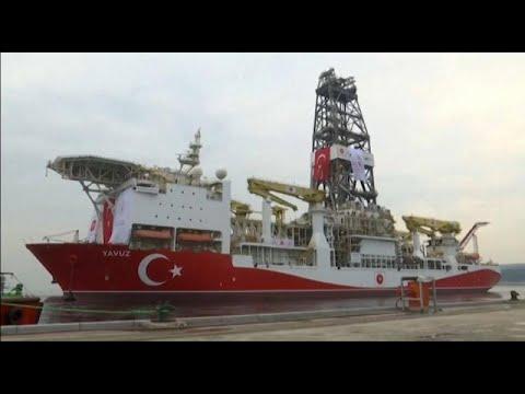 Газовый спор Турции