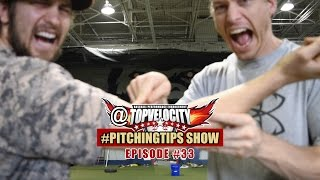What is causing  my bicep pain pitching? Ep 33 @TopVelocity #PitchingTips Show