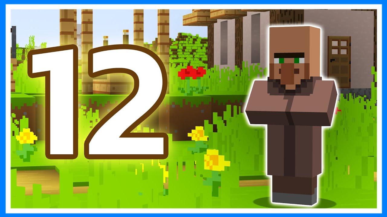 12 เรื่องน่ารู้เกี่ยวกับ ชาวบ้าน (Villager) ในเกม Minecraft