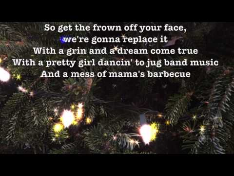 Carbon Leaf - Barbecue (Emmet Otter's Jug Band Christmas)  {Lyric Video}