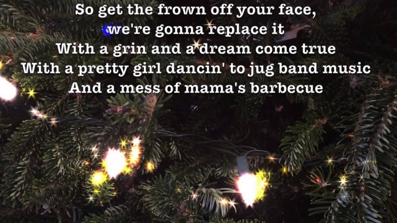 Carbon Leaf - Barbecue (Emmet Otter\'s Jug Band Christmas) {Lyric ...