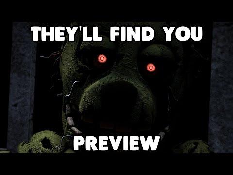 [FNaF SFM] They'll Find You {VERY SHORT SHORT}