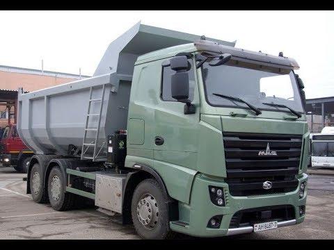МАЗ-6501M7   Новый белорусский самосвал