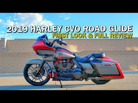 2019 HARLEY-DAVIDSON CVO ROAD GLIDE - First Look & Full Review