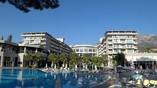 Обзор отеля Barut Kemer Collection Турция 2020