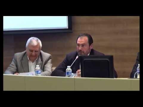 Ponencia de Miguel Ángel González en las jornadas de estudio de GREF