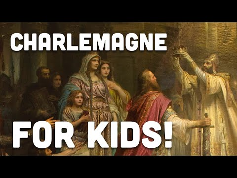 Charlemagne For Kids