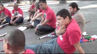 Arsenal da Esperança - Floresta que Cresce na Praça da Sé - Ave Maria