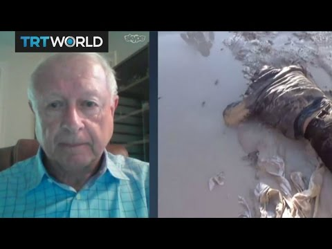 Syria Chemical Deaths: Interview with John Gilbert on the US military response in Syria