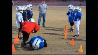 best youth football hits