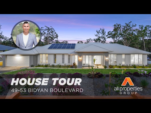 HOUSE TOUR | 49 Bidyan Boulevard New Beith | Chris Gilmour