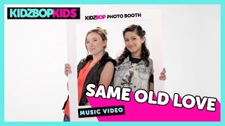 KIDZ BOP Kids – Same Old Love (Official Lyric Video) [KIDZ BOP 31]