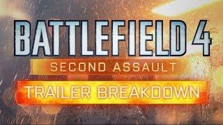 Video ► BF4 SECOND ASSAULT! | Battlefield 4 News & Trailer Breakdown download MP3, 3GP, MP4, WEBM, AVI, FLV Juli 2018