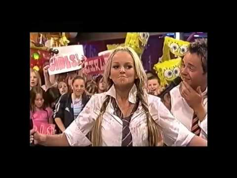 Jennifer Ellison  school  french maid uniforms