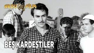 Beş Kardeştiler - Siyah Beyaz Filmler