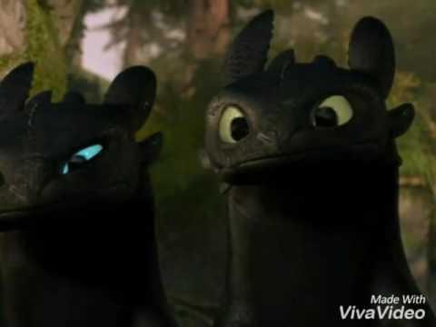 Как приручить дракона Беззубик спасает викингов # 1