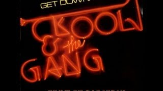KOOL AND THE GANG GET DOWN ON IT EXTENDED VERSION  DJ BARDAN