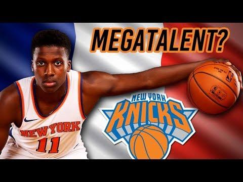 Der Rohdiamant der New York Knicks [NBA-Frischlinge]