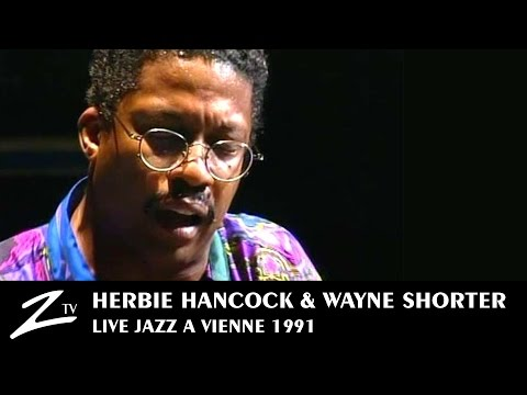 Herbie Hancock, Wayne Shorter, Omar Hakim, Stanley Clarke - Cantaloupe Island - LIVE