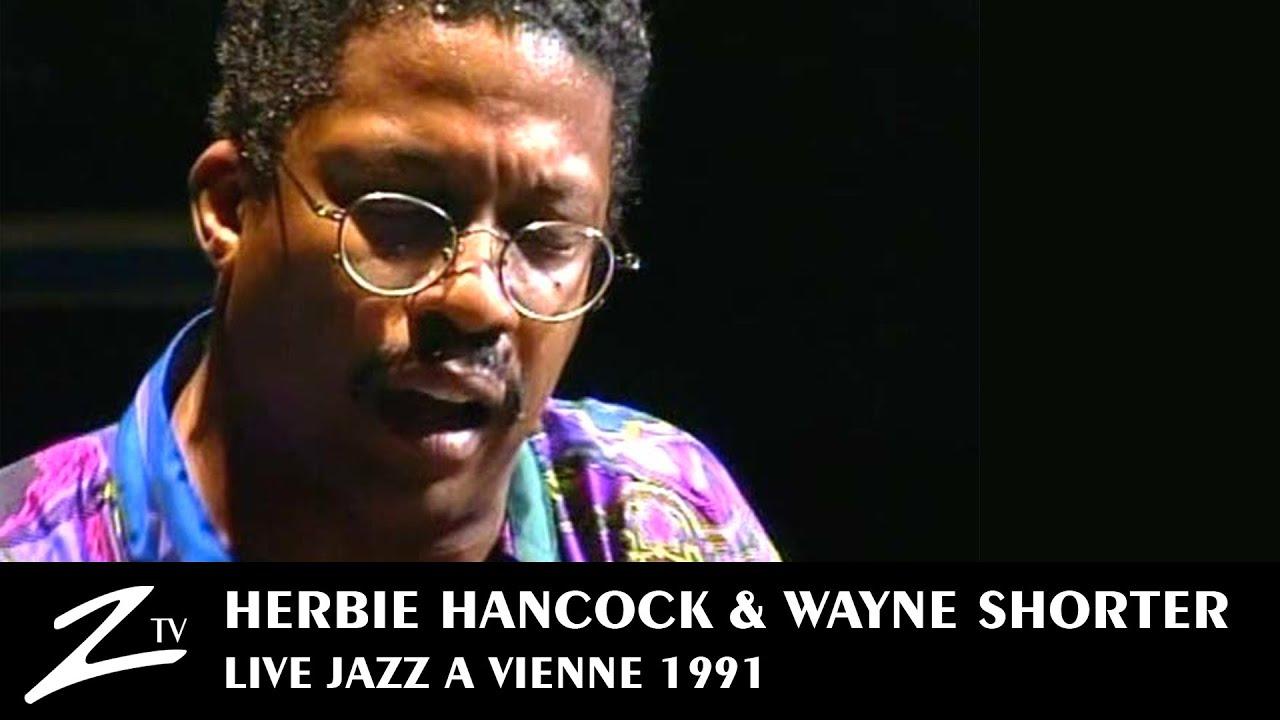 Herbie Hancock Wayne Shorter Omar Hakim Stanley Clarke Cantaloupe Island Live