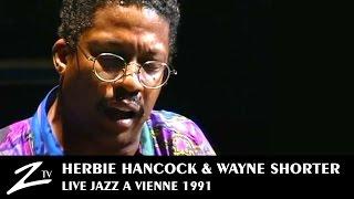 Herbie Hancock, Wayne Shorter, Omar Hakim, Stanley Clark - Cantaloupe island - LIVE