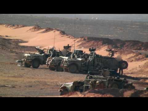 News Update Syria and Russia condemn US-led attack on pro-Assad forces 19/05/17