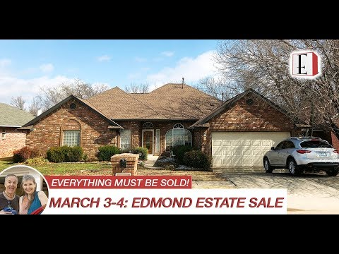 March 3-4, 2018: Summit Parke Estate Sale in Edmond, OK