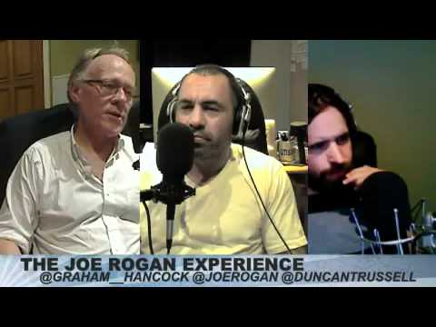 The Joe Rogan Experience with Graham Hancock, podast #142