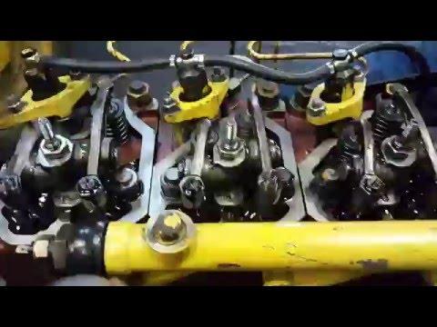 Симфония мотора  ZETOR 5201.