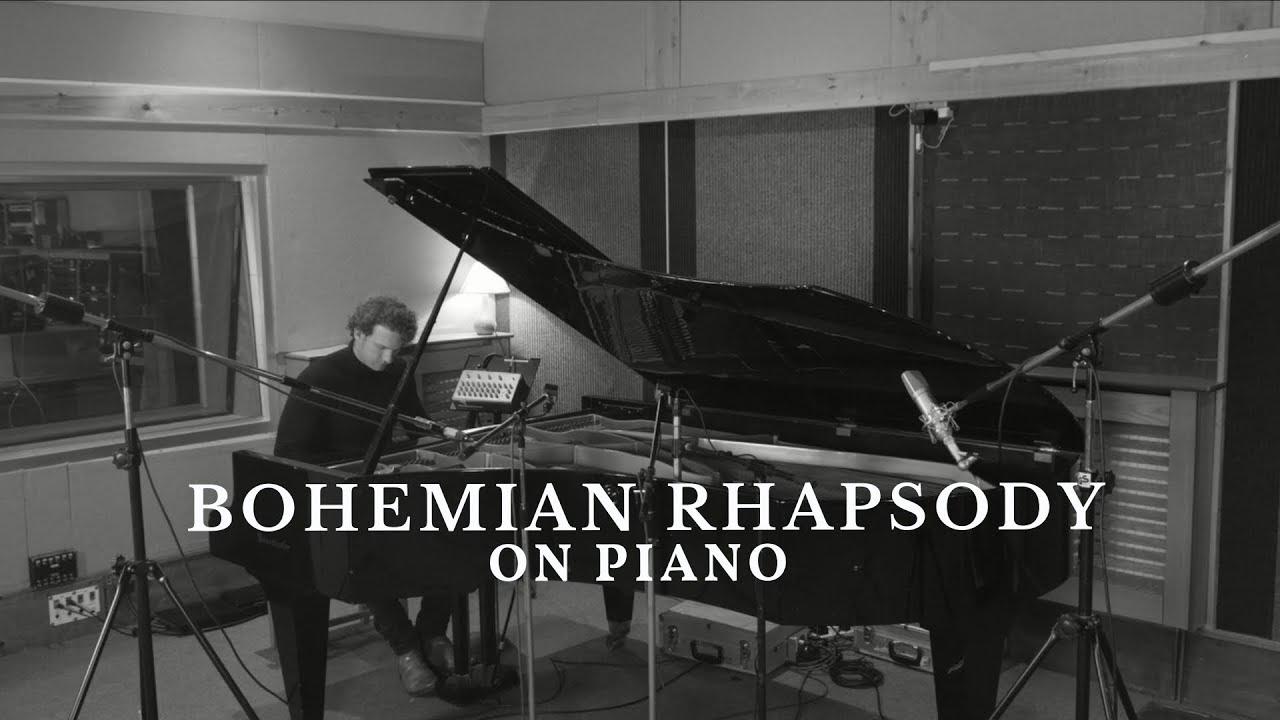 Bohemian Rhapsody (Arr  for Piano) Mastered at Rockfield Studios - Luke  Faulkner