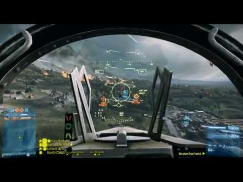Crop Dusting on Caspian Boarder CQ W/ Live In Game Chat - Battlefield 3