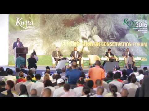 Kwita Izina 2016: Official Opening: 2nd Conversation on Conservation