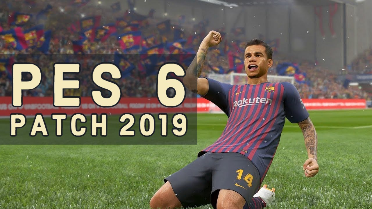 pes 6 option file 2019 free download