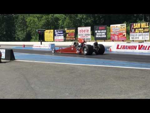 Wendy Hansbury Lebanon Valley Speedway
