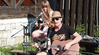 Mr. Blond feat. Marygold - Come As You Are (Nirvana cover) acoustic LIVE