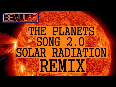 The Planets Song 2.0 (Solar Radiation Remix)