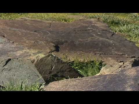 Download Paintings on rock stones Gemigaya - Наскальные рисунки (Nakhchivan, Ordubad)