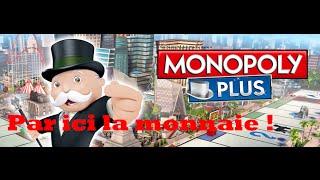 Monopoly Plus : Par ici la monnaie ! (PS4)