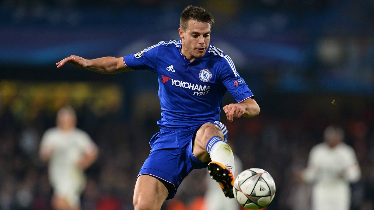 cesar azpilicueta best bit of 2016