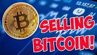 INSTANT REGRET - SELLING YOUR BITCOIN!!