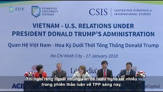 The Future of Vietnam – U.S. Bilateral Trade and Investment in the Era of Non-American TPP