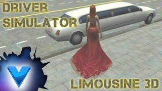 Limousine 3D Driver Simulator by Vasco Games