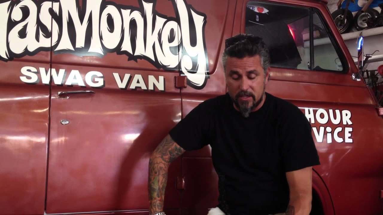 Richard Rawlings Answers Fans Questions Douglas Troop Sr