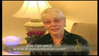 San Diego CA Dental Patient Testimonial for Dr. Paul Coleman Thumbnail