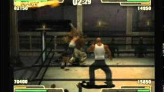 Def Jam Fight for NY - Free For All XCVII: Non-Submission Match for the Submission Fighters