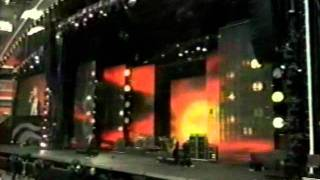 Duran Duran performing Reach Up For The  Sunrise - Princess Diana Concert - 2007