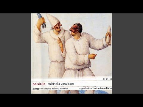 Pulcinella Vendicato: Act I Sc 15 - Allegro Duetto Alzati, O Bestia