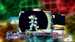 Mega Man Star Force 3 - Capcom E3 2009 Trailer