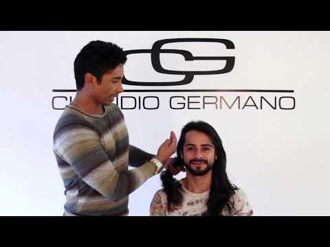 Visagismo Corte Masculino - Claudio Germano