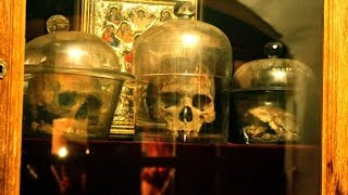 Культ мощей. Часть 6: Святые останки Киево-Печерской лавры(Дополнение к циклу